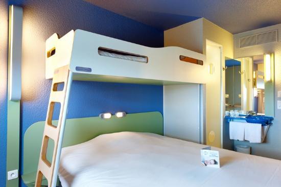 ibis budget la roche sur yon hotel la roche sur yon france voir les tarifs et 98 avis. Black Bedroom Furniture Sets. Home Design Ideas
