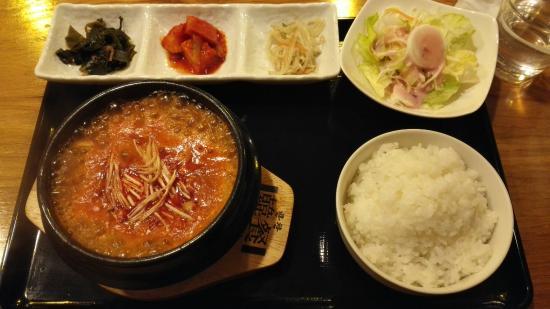 Korean Dining Eiko Ginza Main Store