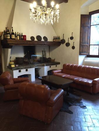 Ristorante Valle: Outside Terrace, Bar, Chimney. Every Saturday U0026 Sunday  Brunch From