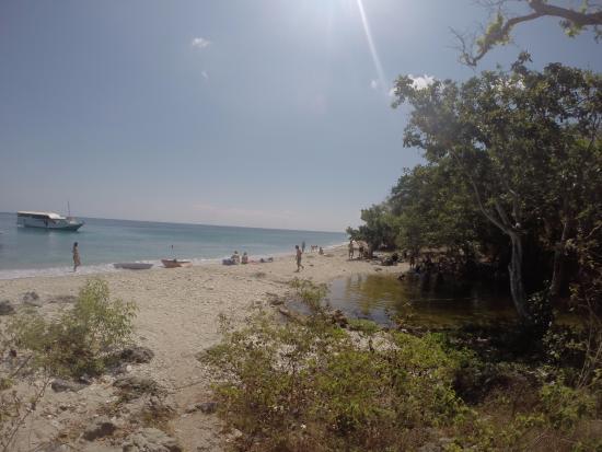 Sumbawa, Indonesien: Pantai Pulau Moyo