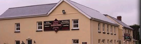 Hollybrook Country Inn: Bed & Breakfast - A Country Inn in a Beautiful Valley in Wales