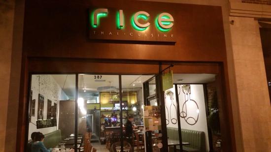 Rice Thai Cuisine: photo1.jpg