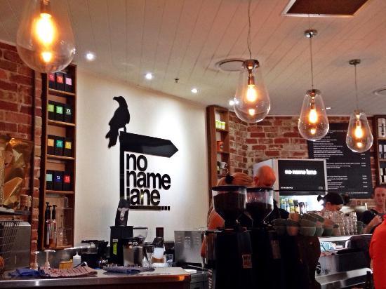 No Name Lane Photo