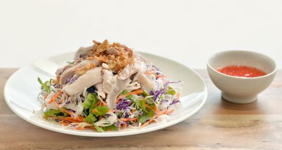 Murray Bridge, Australia: Chicken Salad