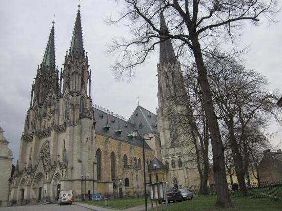 Metropolitní kostel Svatého Václava