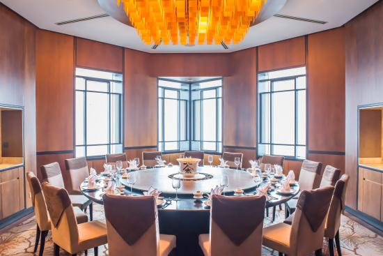 private dining room restaurant singapore | Private Dining Room - Picture of Si Chuan Dou Hua ...