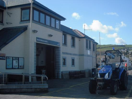 RNLI Station Borth