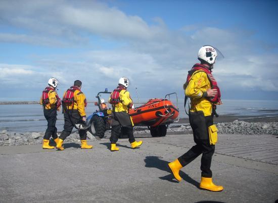 Borth RNLI Lifeboat Station