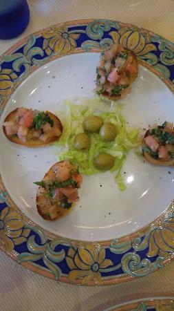 Exclusieve Italiaanse keuken