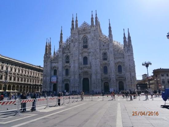 Province of Milan, Italien: anche da fuori l'opera è spettacolare