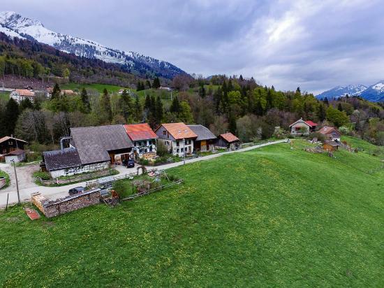 Montbovon, Швейцария: La Combaz d'Amont