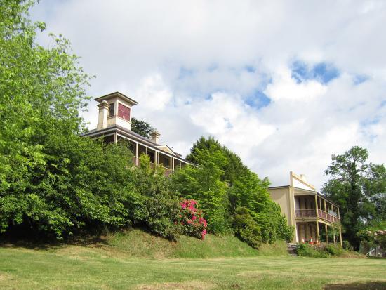 Bilde fra Mount Victoria