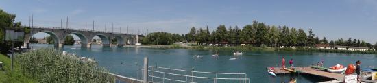 Volta Mantovana, Italy: sport acquatici