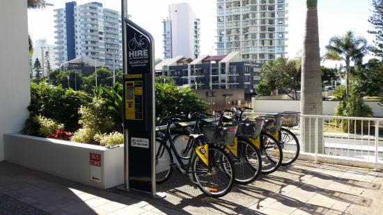 Spinway Gold Coast Surfers Paradise