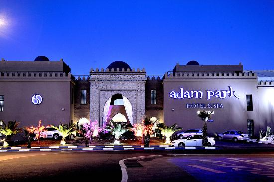 Adam Park Marrakech Hotel  & Spa: Welcome