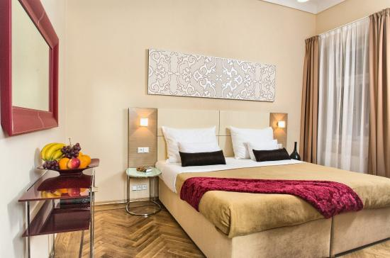 Prague City Apartments Residence Karolina: One bedroom apartment type x2