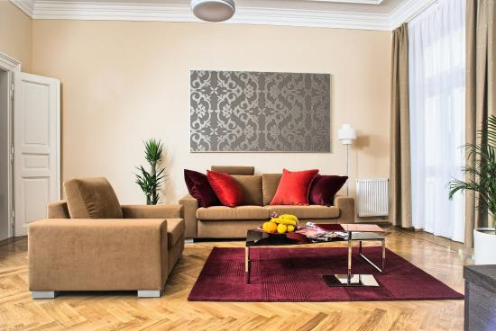 Residence Karolina - Prague City Apartments
