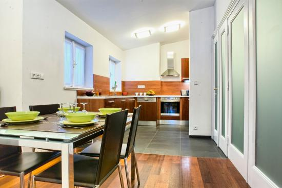 Residence Karolina - Prague City Apartments : One bedroom apartment no. 53