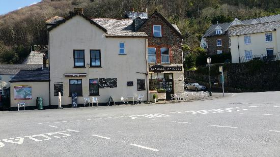 Lynmouth, UK: Lyndale Tea Rooms