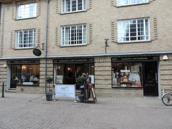 Harriets Cafe Tea Room Cambridge
