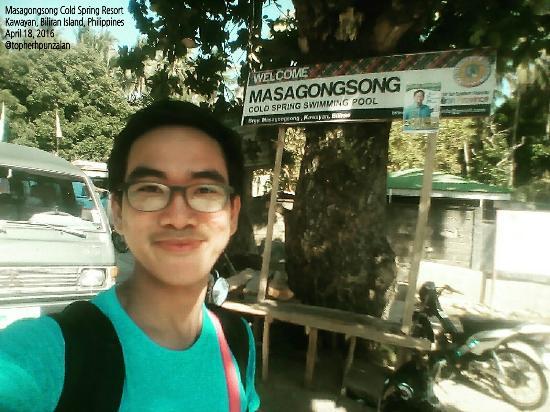 Остров Билиран, Филиппины: Masagongsong Spring-fed Pool