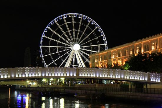 Eye of the Emirates Wheel