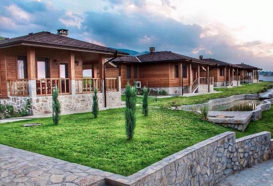 Hotel Berkut : family houses