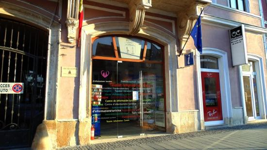 Cluj-Napoca Tourist Information Center