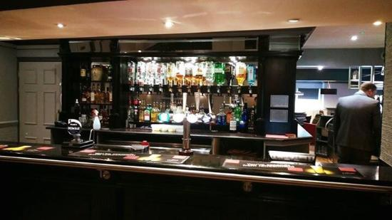 Prestwick, UK: The Red Lion