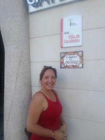 Foto de Hotel Villa de Cacabelos