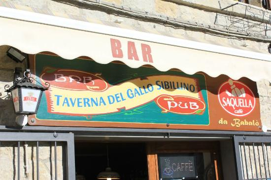 Taverna del Gallo Sibillino