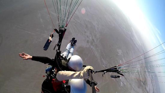 Paragliding Rajasthan