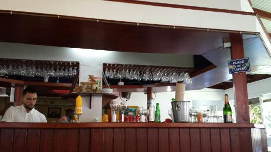 Trois Rivieres, Guadeloupe: Buffet à volonté boissons à volonté nous avons aimé. ..très bon. .