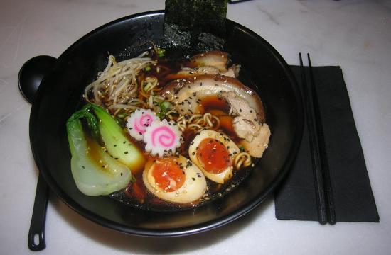 Koppu Ramen Concept Food