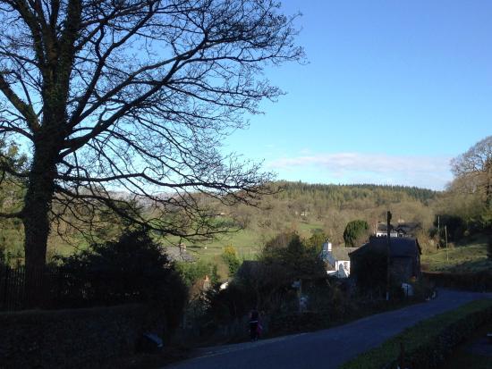 Sawrey, UK: View