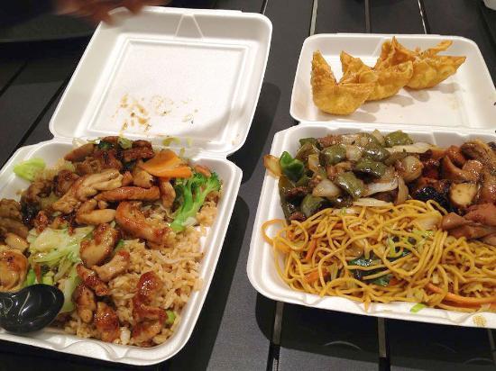 Asian Chao 料理