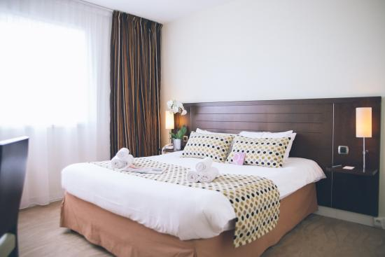 Hotel Mercure Angers Lac de Maine : Chambre