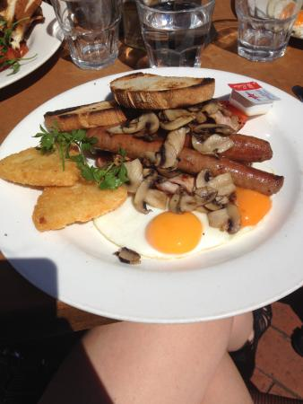 Litani's Restaurant: Big Breakafst