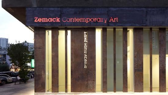 ‪Zemack Contemporary Art Gallery‬