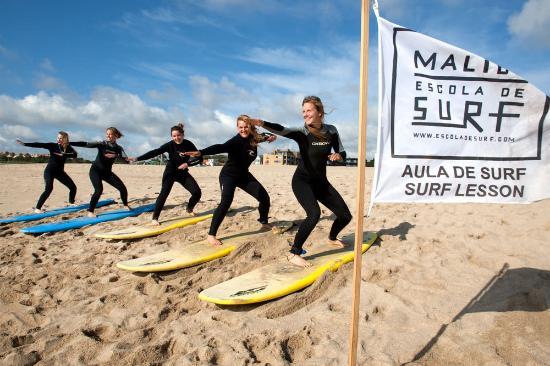 Malibu Escola de Surf