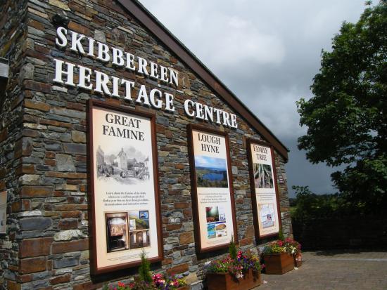 Skibbereen Heritage Centre: Great Famine/ Lough Hyne/ Genealogy