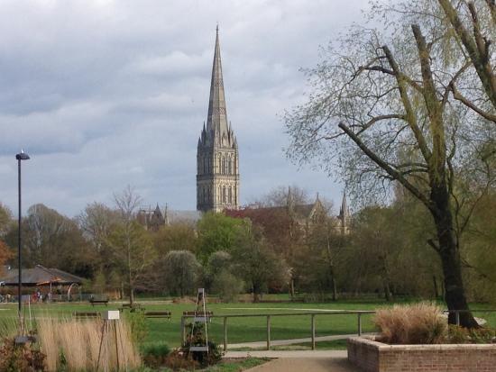 Salisbury Cathedral: Cathédrale