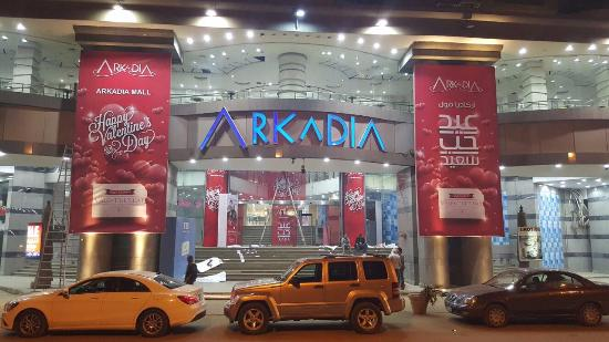 Arkadia Mall
