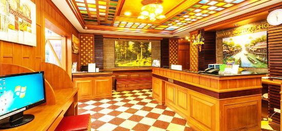 Renoir Boutique Hotel : Reception