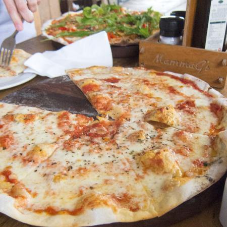 Mamma G's : Pizza