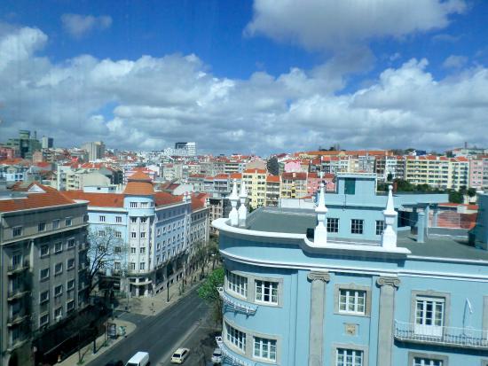 Dom Carlos Liberty Lisboa : nice room with pretty view