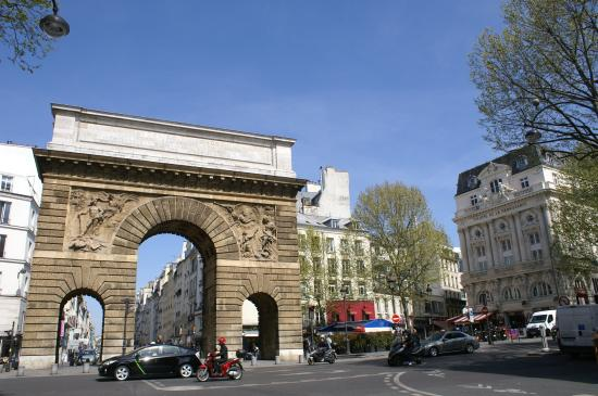 Porte Saint Martin