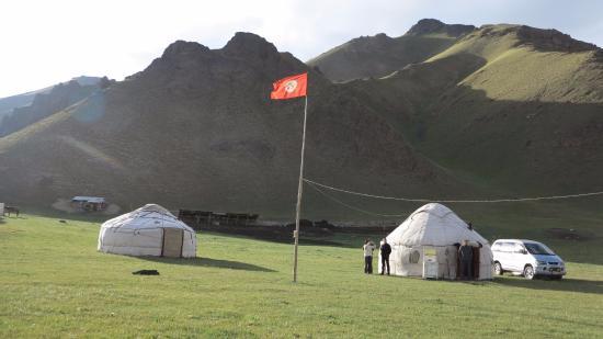 Foto de Kirguistán