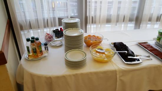 Cinquentenario Hotel: colazione