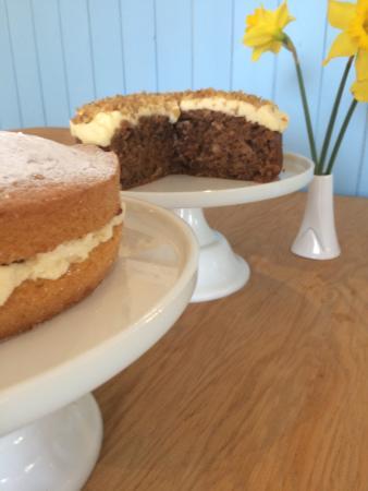 Newlyn, UK: Cake